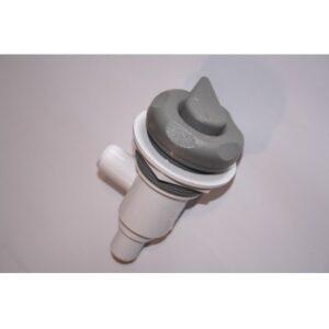 Shut off valve grey (Apollo)