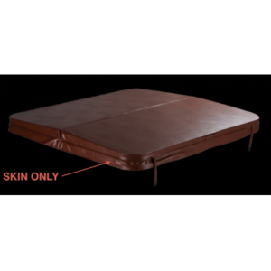 Cover Skin 7 teak round corners (Apollo)