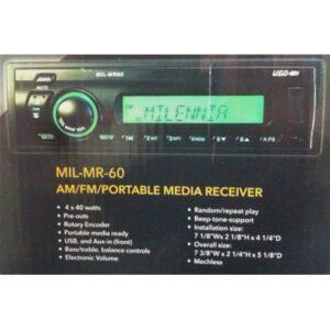 Stereo USB Player (Apollo)