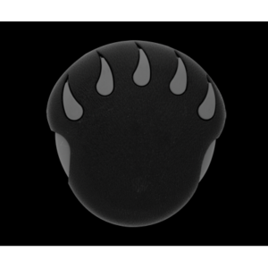 Diverter Handle/Cap Bearclaw 2-Tone