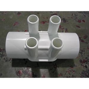 Manifold 4 Port 2″spg x 2″spg x 3/4″barb