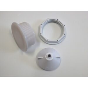 Ultimate Lighting Cup Holder Assembly Frosted