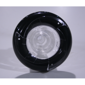 Clear/Black Jet Directional 3″