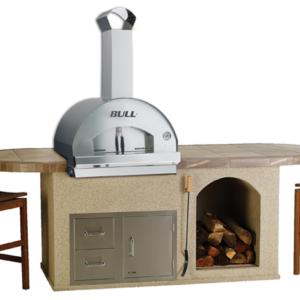 Bull Pizza Ovens