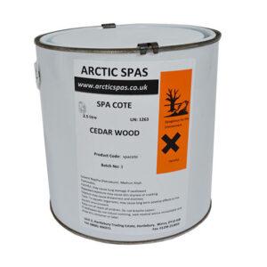 2.5 Litre Cedar Stain