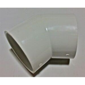4″ PVC 45 Degree Elbow for Niagra System