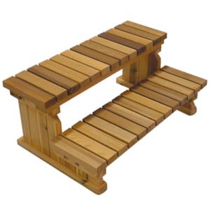 Step 36″ Deluxe Cedar