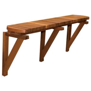 Solo Bar 72″ Cedar