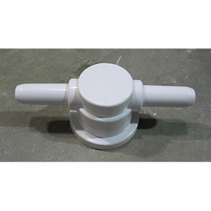 Air Injector Body 2 port 3/8″