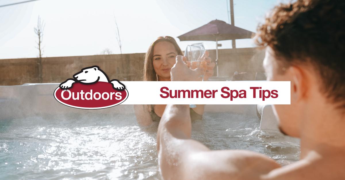 Summer Spa Tips