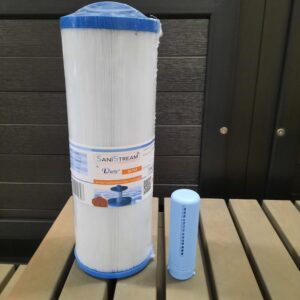 Sanistream Filter and Spa Pod